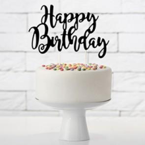 Caketopper decoracion pastel cumpleaños